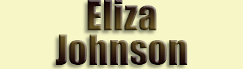 #17 Johnson, Eliza