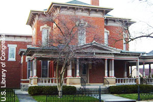 Hull House in Chicago, Illinois