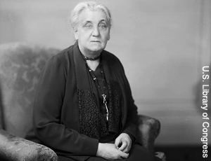 Jane Addams in later years