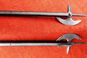 Battle axes