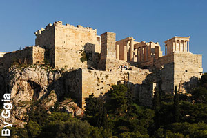 How the Acropolis of Athens looks today