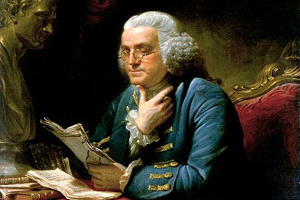 January 17th: Ben Franklin's Birthday