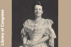 A photo of Edith Roosevelt