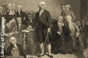 Speech by President Washington