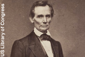 Abraham Lincoln, the 16th U.S. President